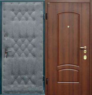 Дверь с винилискожей и МДФ