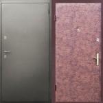Двери с винилискожей и порошковым напылением