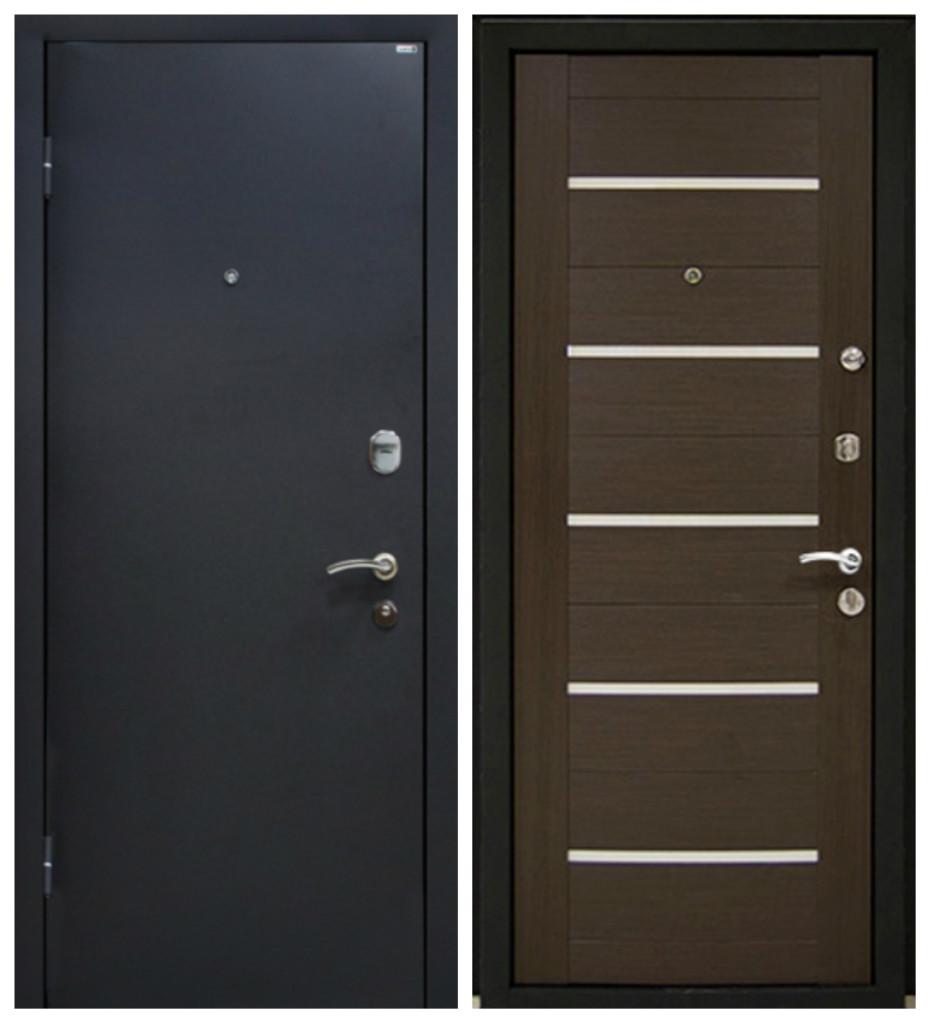 Двери с молдингами