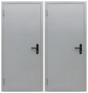 Стандартные противопожарные двери